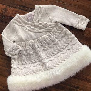 Catherine Melandrino baby dress 3 months